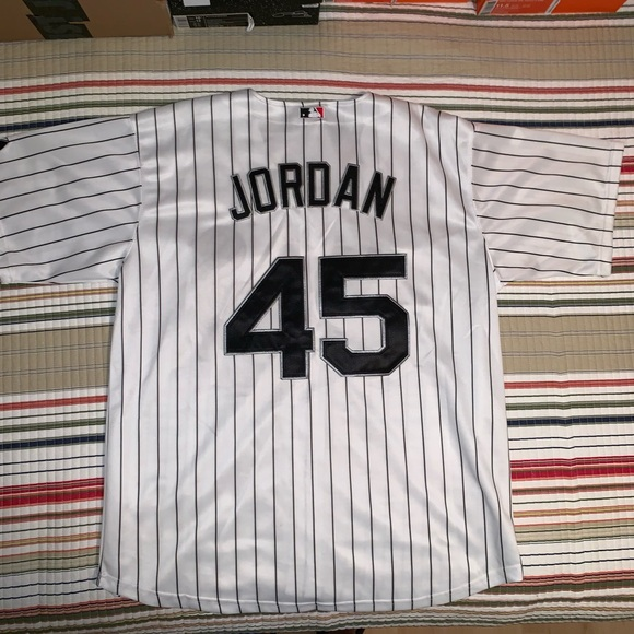 new product 1ae84 1ea9e Michael Jordan Chicago White Sox Jersey NWT